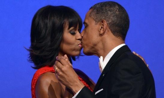Inaugural Kiss