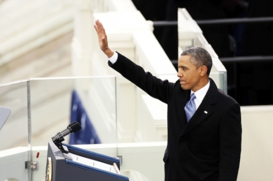 Inaugural Speech - Barack 2