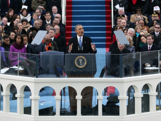 Inaugural Speech - Barack
