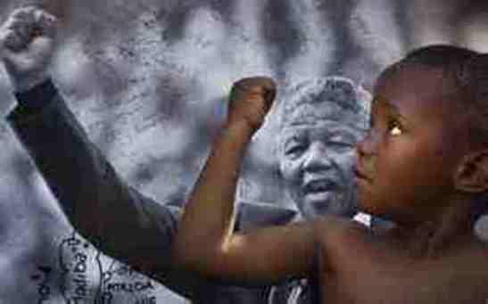 Nelson Mandela - Obeisance