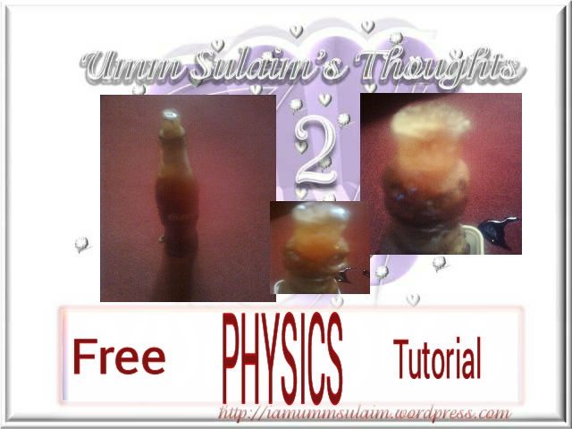 physics tutorials online \free physics notes for basic physics 1  they don't really have anything to do with physics, and aren't necessarily something you'll learn in physics, but.