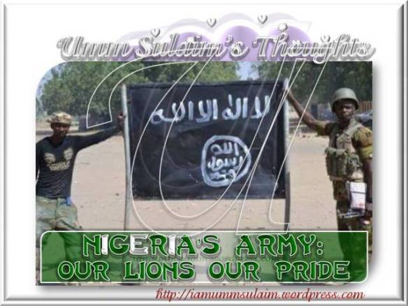 OPERATION SIX WEEKS - Nigerian Military Against Boko Haram 2