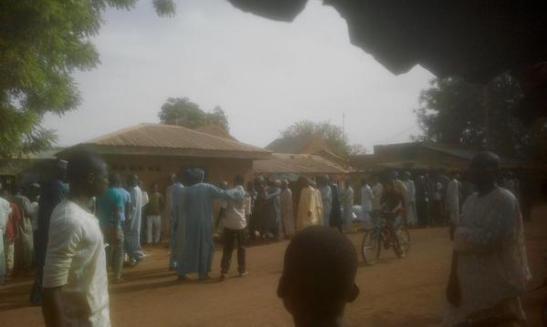 Election Day Nigeria - Sokoto 1